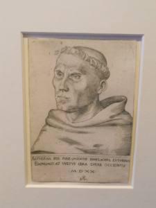 Marcin Luter jako zakonnik