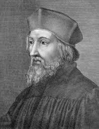Najpopularniejsza podobizna mistrza Jana Husa